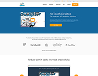 StratoDesk Website Design and Programming