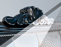 JK Armchair - Photorealistic Rendering