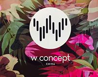 WCONCEPT 品牌形象