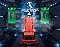 Graphic design for California State Escape