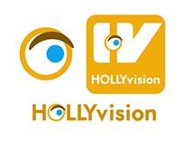 HollyVision Branding - Online Streaming  Video APP