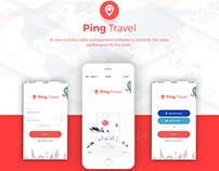 Ping Travel App