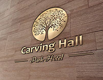 "Corporate Identity of ""Сarving Hall-Park Hotel"""