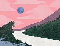 blue moon artist series