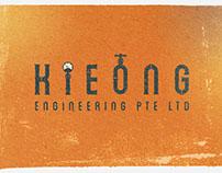 Kieong Engineering - logo design