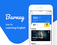 Barney – Learn English