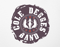 Logo: Cole Degges Band