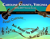 Caroline County Visitor Guide - multiple years