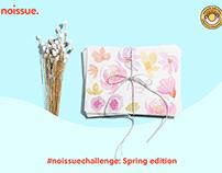 April #noissuechallenge Round-Up - 05/27