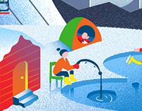 Decathlon Winter Season