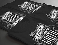 Typographic T-shirt Design