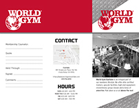 World Gym Eastlake Brochure