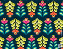 Betty's Garden [Surface Pattern Design Collection]