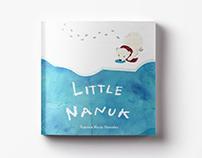 Little Nanuk Book Design