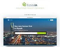 Estatein Interface