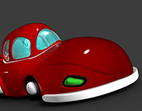 Cartoonic Car
