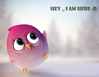 Hey ,, I am Here :D