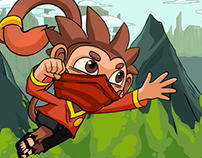 Angbao Monkey Mobile Game