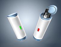 Insu - Temperature controlled insulin storage