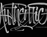 Calligraffiti #1