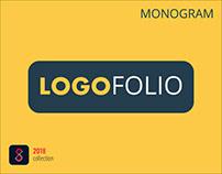 LogoFolio - Monogram