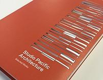 Studio Pacific Architecture Book || Massey