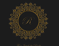 Jewels by Ruchi Gilotra (Logo & VC Designing)