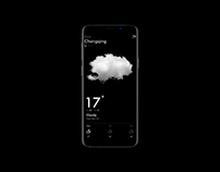 Weather Concept Application