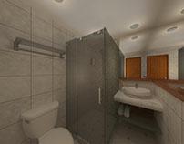 Condominium Toilet