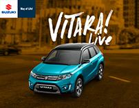 Vitara Live   Suzuki