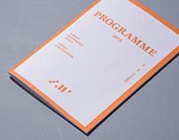 Aarhus Independent Pixels - festival programme