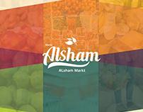 ALsham Markt - سوق الشام - الشام