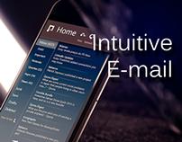 Intuitive E-mail