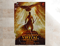 India's First Virtual Production Movie Revealing Poster