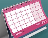 Formara Calendar 2020