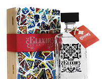 """Elixir de la Vida"" Packaging"