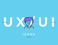 Icons UX/UI