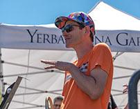 Volunteering - YBGF Adam Theis & Friends