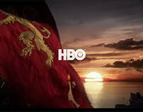 HBO: GAME OF THRONES - 'BATTLE BANNERS'
