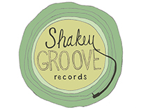 Shakey Groove Records logo