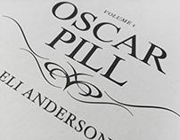 春天出版 - 藥丸奧斯卡(第一部)醫族現世( 艾力‧安德森 Eli Anderson 著 ) 書籍裝幀設計
