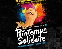 Printemps Solidaire - Elaboration Dispositif Vigilance