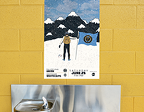 Mountain Man Match Poster