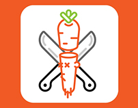 Mr Carrot / IOS Game Character
