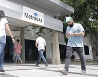 MetroGAS - Paper Saving
