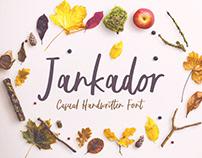 Jankador Typeface