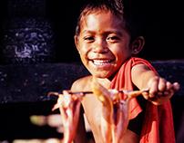 Kids in Asia