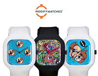 Reda El Mraki x Modify Watches