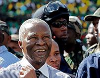 ex-South African president Thabo Mbeki