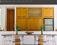 Property Rental Website Design